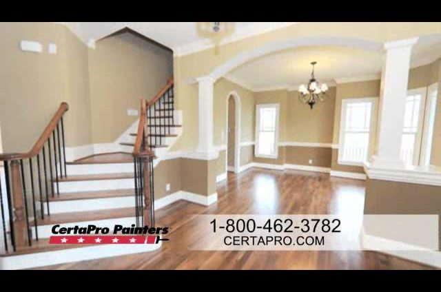 CertaPro Painters – Interior House Painting – Southern New